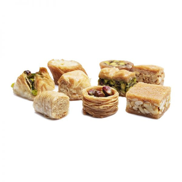 Baklavas Assorted